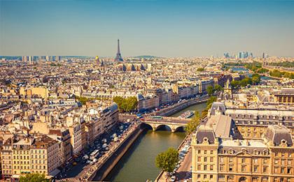 Vivre sur le campus parisien